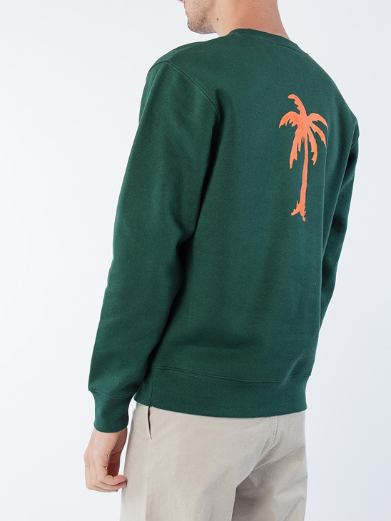 Coiccio Palm Sweater