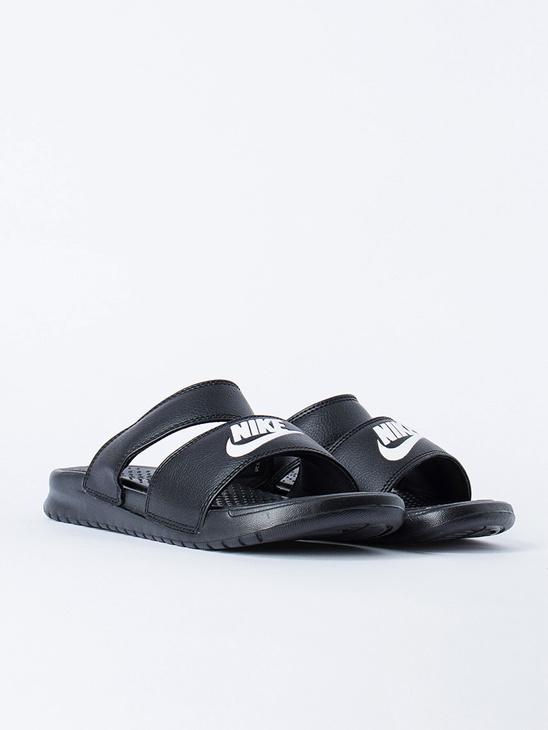 Benassi Duo Ultra Slide Black