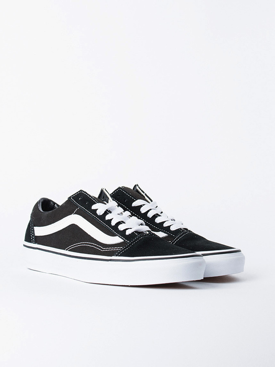 UA Old Skool Black White