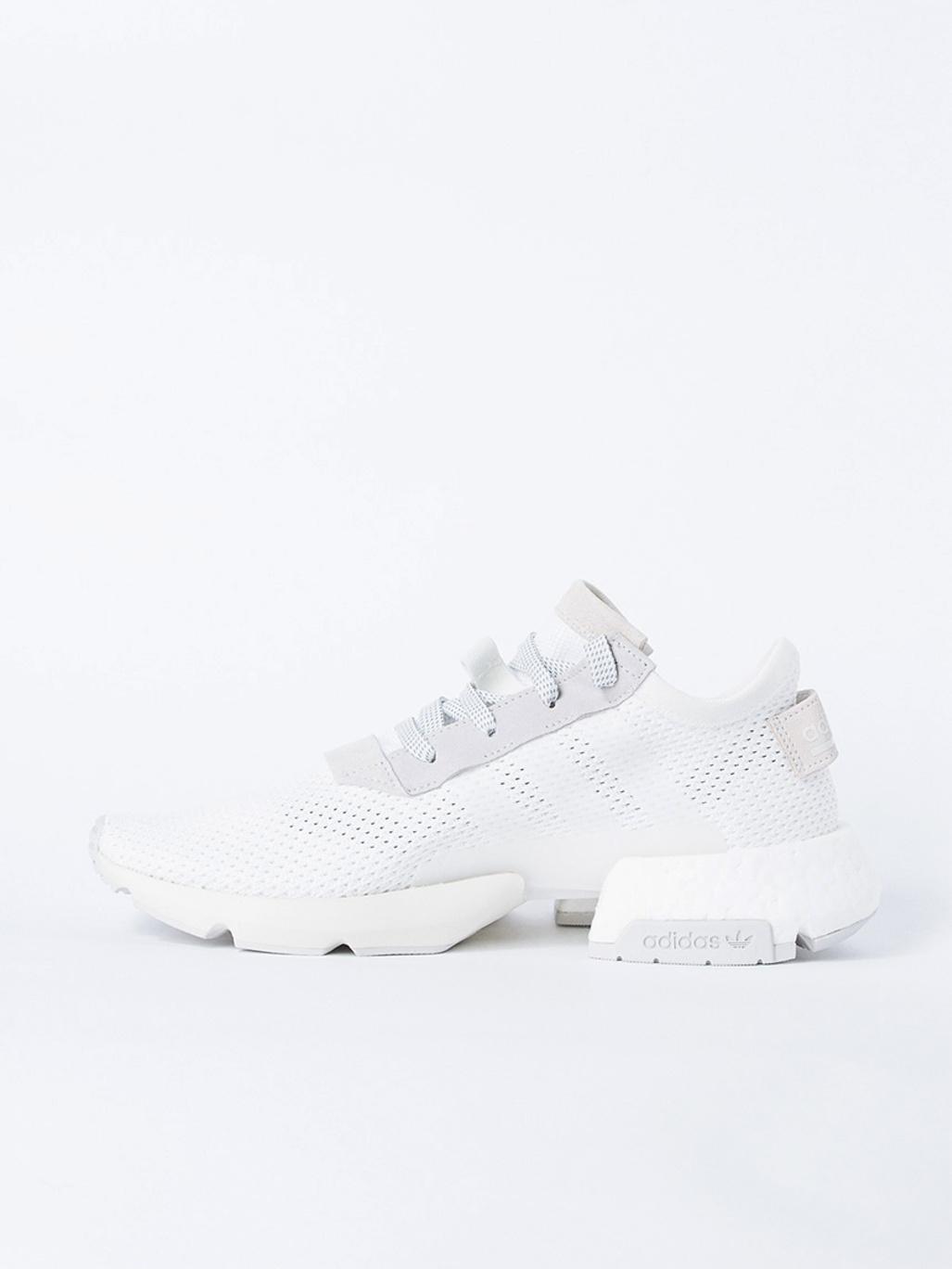 quality design c860b 7972e POD-S3.1 Ftwr WhiteFtwr White - Adidas Originals - APLACE Fashion Store   Magazine