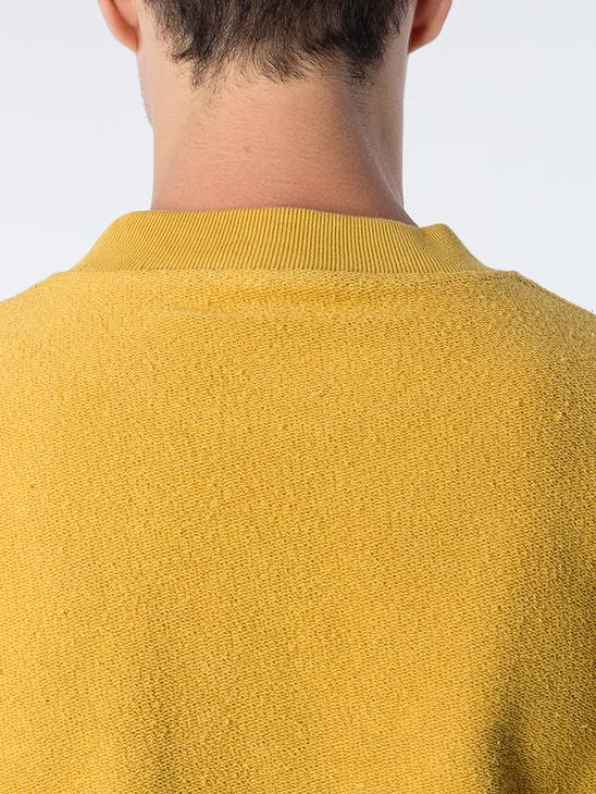 APLACE Mustard Sweatshirt - PRLE