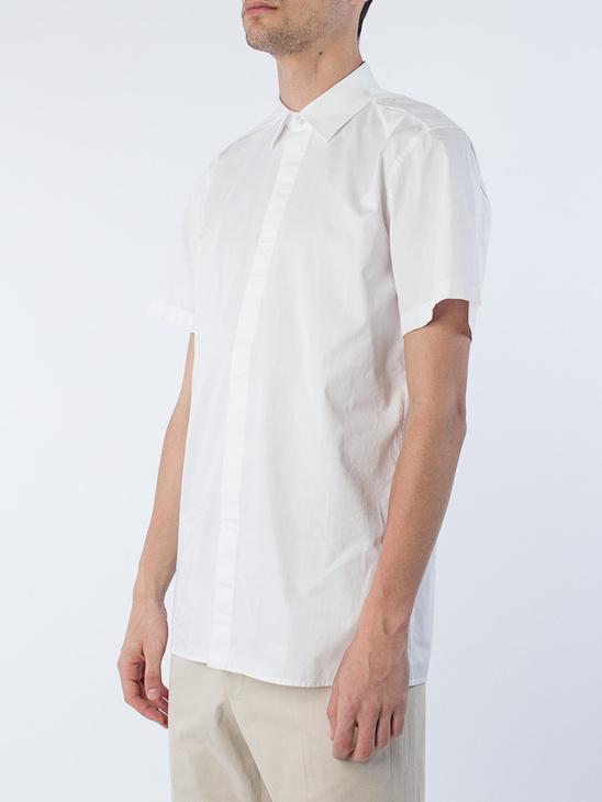 S/S White Shirt