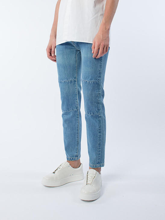 Washed Jeans