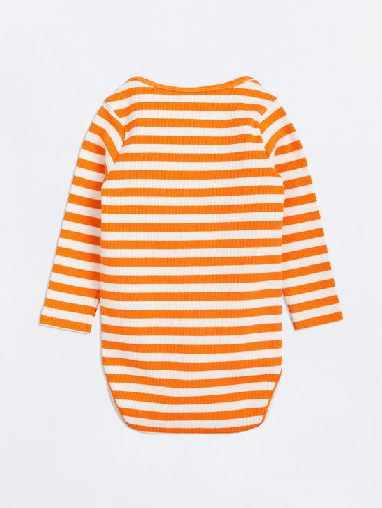 Stripe Rib LS Body