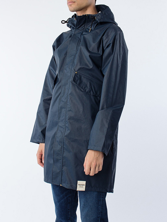 PU Parka Blue Nights