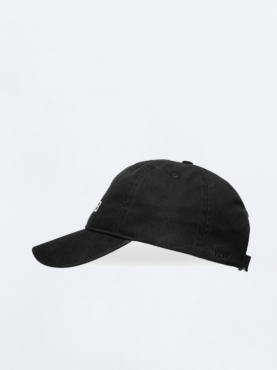 Low Profile Cap Faded Black
