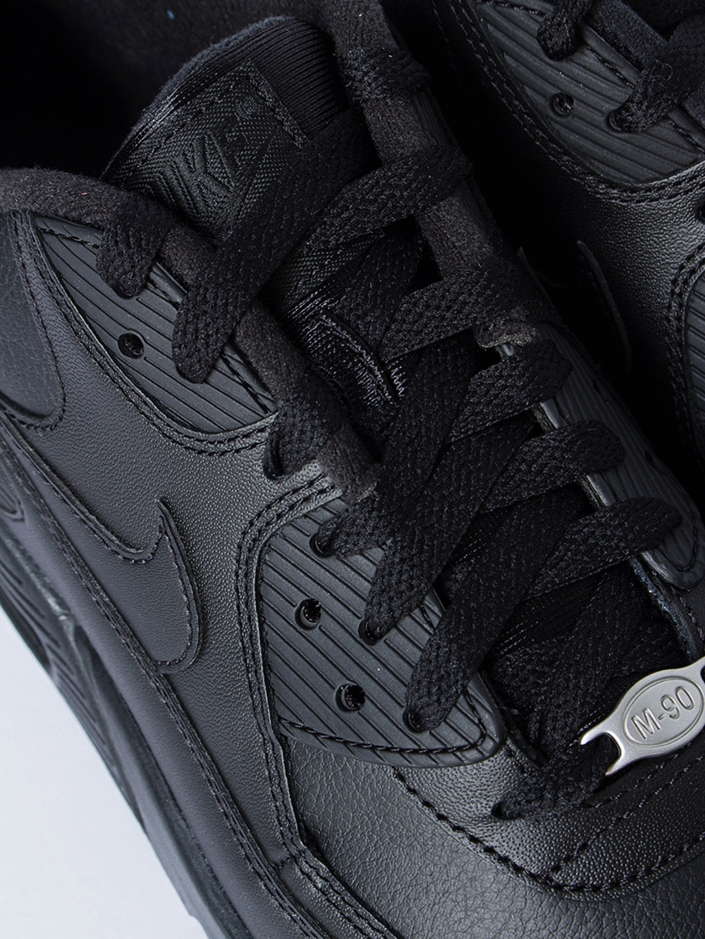 release date: c00b2 81bd9 Nike Nike Air Max 90 Black