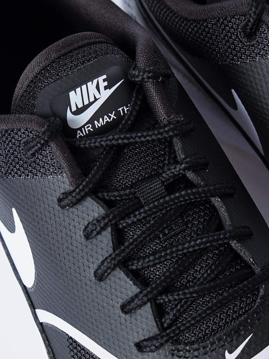 new style 68706 cb2ac Nike Air Max Thea Black  White - Nike
