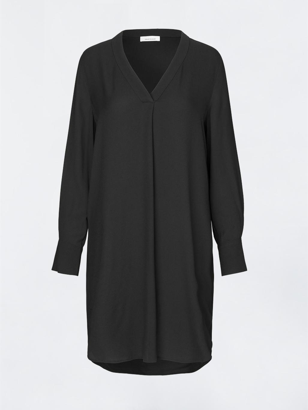 bd17d3bc7592 Hamill vn dress 8325 Black - Samsøe & Samsøe