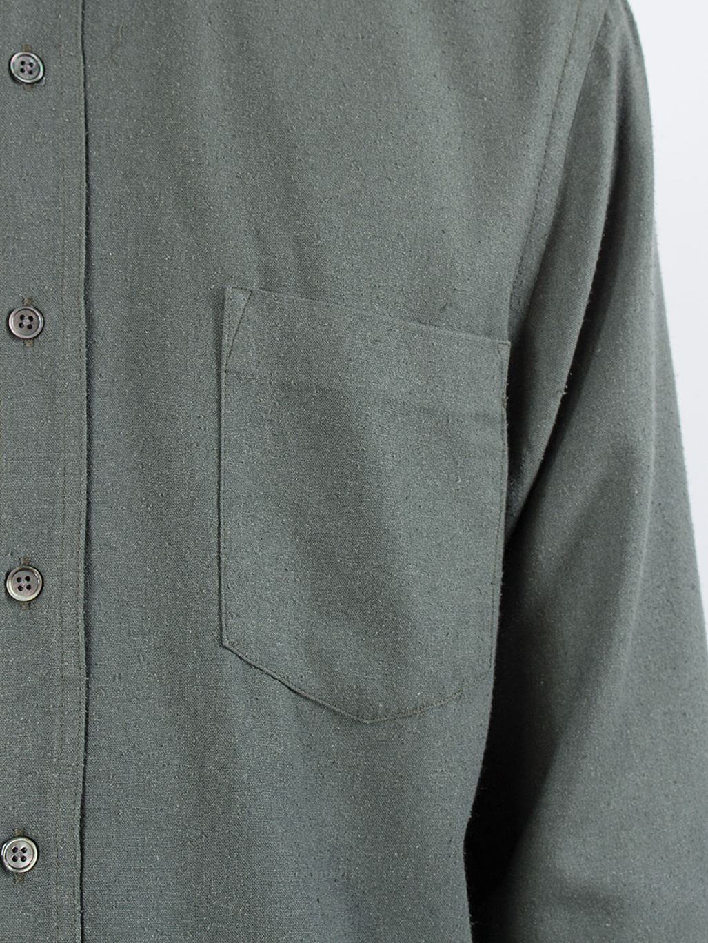 ef3d4f10a0674d Our Legacy Classic Shirt Raw Silk – EDGE Engineering and Consulting ...