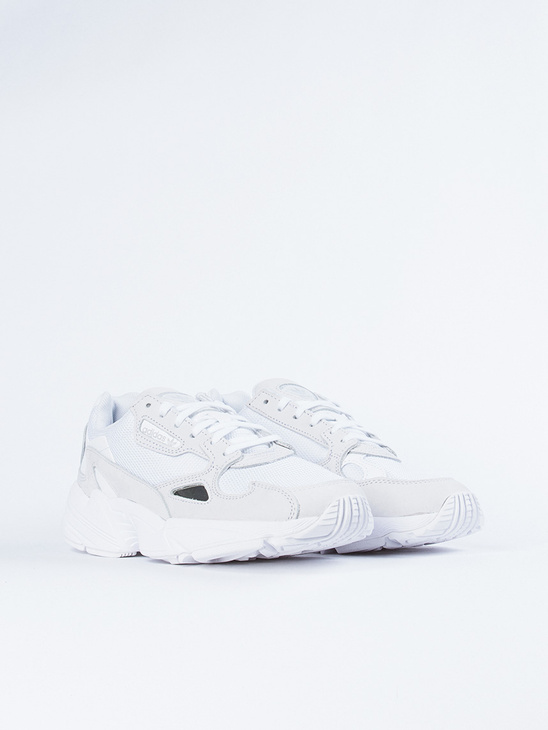 detailed look 42a60 ac5ad Adidas Originals Falcon W White Adidas Originals Falcon W White