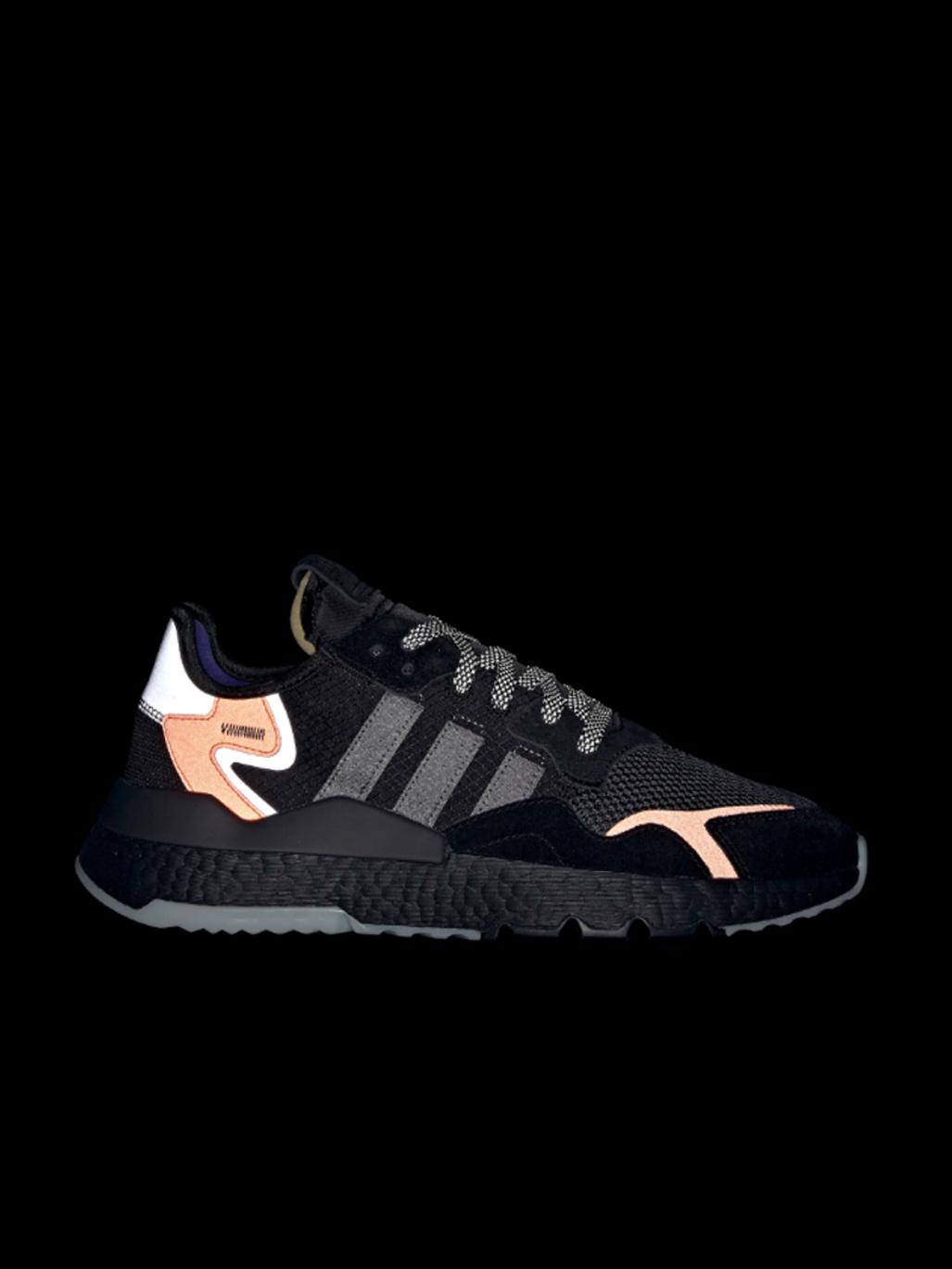 new concept fb38c c5853 Adidas Originals Nite Jogger Black   Blue