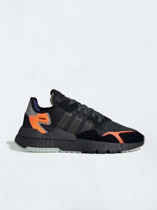 promo code 51c14 a3282 Adidas Originals Nite Jogger Black   Blue ...