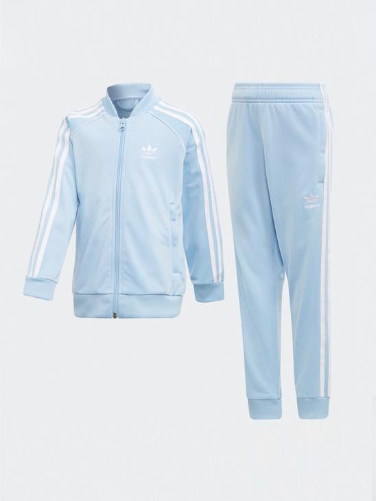 Superstar Suit Baby PinkWhite Adidas Originals