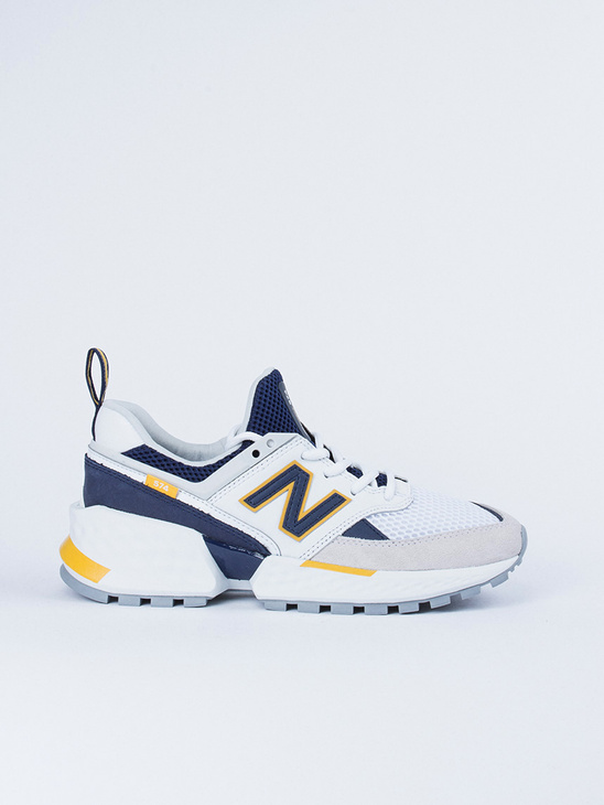 differently a80e4 d1d07 New Balance MS574EDD White ...