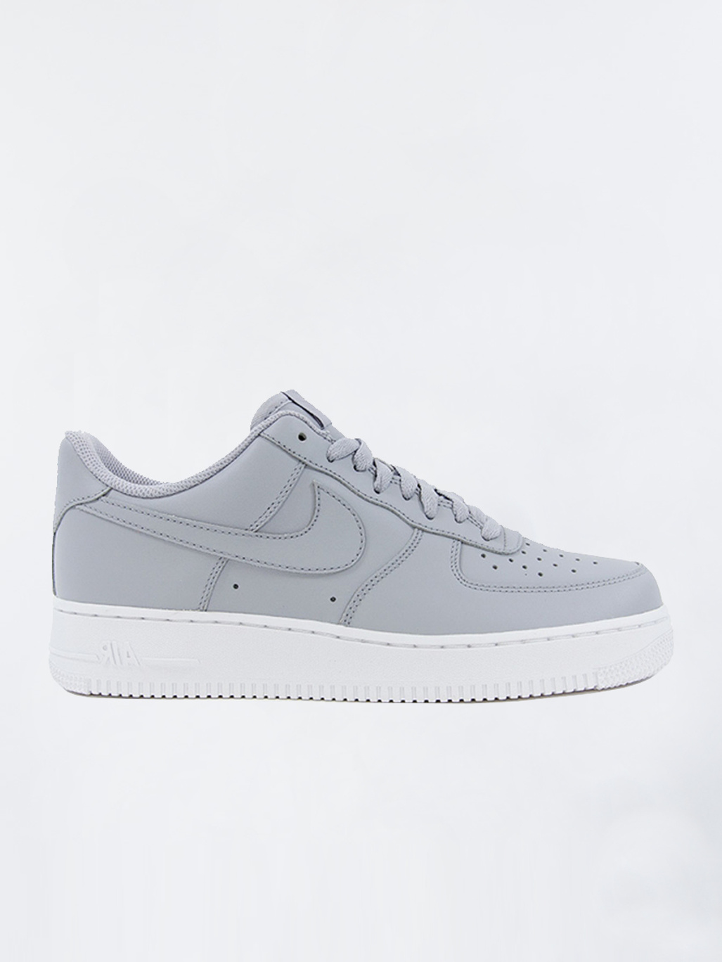 buy online 5cf05 833e8 Nike Air Force 1  07 Wolf Grey