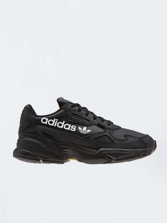 b2b1a472eee Adidas Originals FALCON W Core Black ...