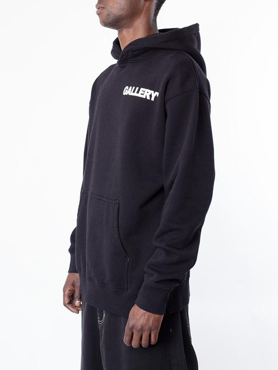 8ad7451b OFFICIAL GALLERY Gallery Hoodie Black OFFICIAL GALLERY Gallery Hoodie Black