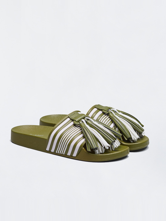 innovative design 6f4a5 1b86a Rodebjer Gaby Khaki Green