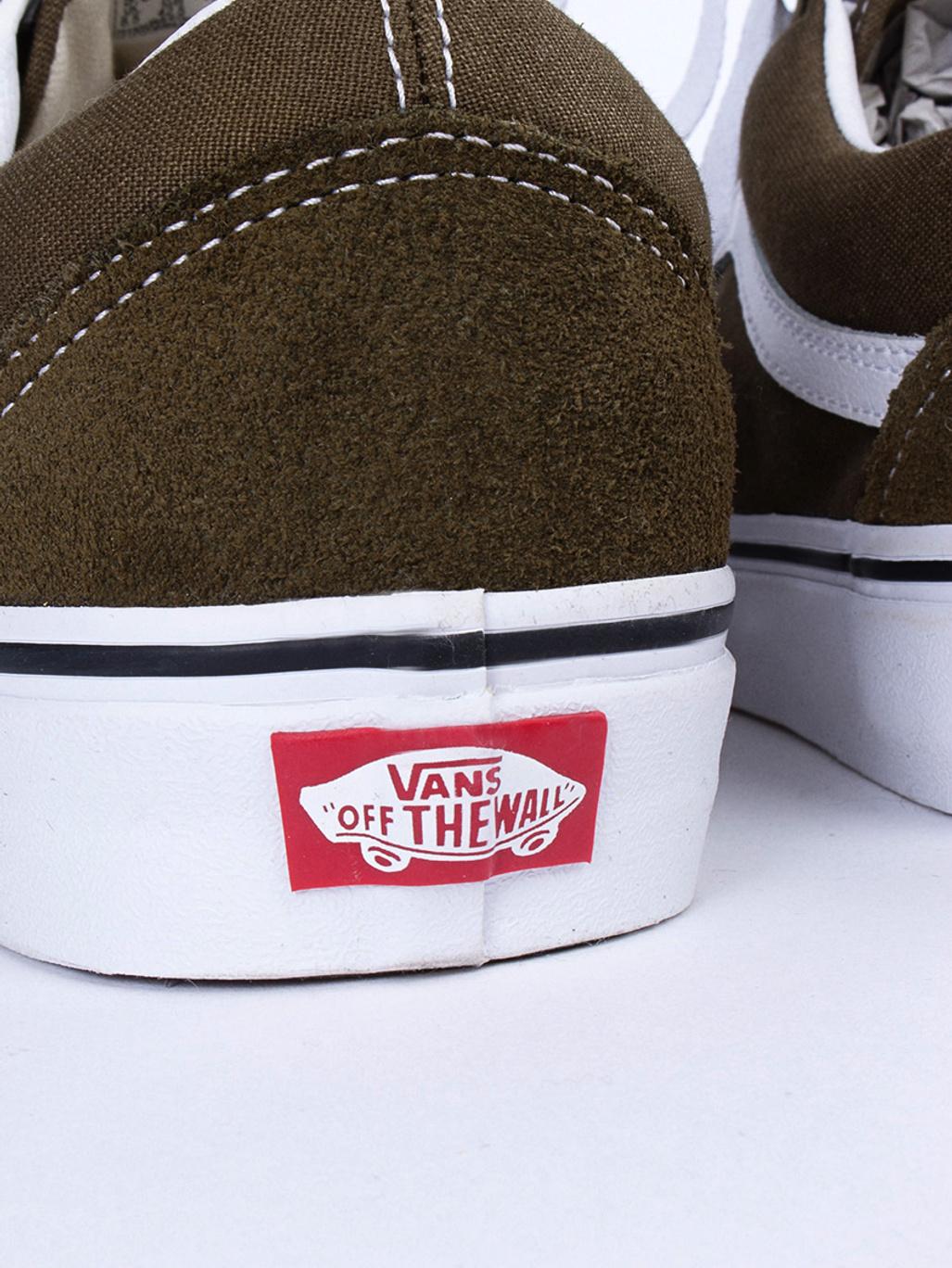 OLD SKOOL Sneaker low beechtrue white